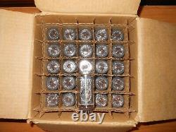 6 pcs IN-18 / -18 Nixie tubes for clock kit. NEW, tested, all perfect