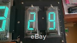 6 x EXTREME RARE! ILC1-1/7 & ILC1-1/8 Huge BIGGEST VFD Tubes for NIXIE CLOCK
