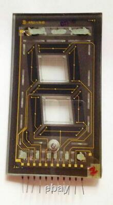 6 x EXTREME RARE! ILC1-1/8LV ILC1-1/8 LV Huge BIGGEST VFD Tubes for NIXIE CLOCK