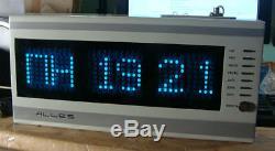 ALLES IV-25 Elektronika Nixie VFD tubes Clock Soviet Elektronica USSR NEW
