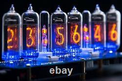 DIY KIT IN-14 Arduino Shield NCS314 Nixie Clock TUBES COLUMNS FREE SHIPPING