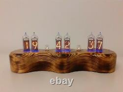 Dacian Nixie Clock by Monjibox IN14 tubes