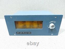 Display box with 3 PCS ZM1040 AEG (Telefunken), Nixie tube, Clock tube