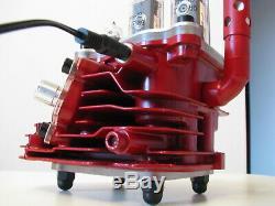 Duo IN18 Engine Original Monjibox design clock thermometer hygrometer