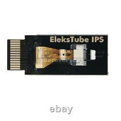 EleksTube IPS NIXIE RGB PSEUDO Glow Tube Clock Customized Dial Styles Creative