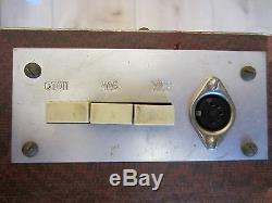 Große Elektronika 7-06K Wanduhr Nixie Wall Clock VFD Tube IV-26 a 7