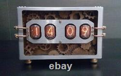 IN-12 Nixie Tube Clock Model2