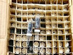 IN-14 -14 IN14 GAZOTRON. Nixie tubes for clock. New. Same date. Lot 100 pcs