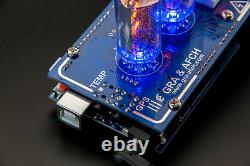IN-14 Arduino Shield NCS314-4 Nixie Tubes Clock without Arduino Power Supply