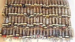 IN-14 IN14 -14 Nixie tube for clock vintage ussr USED 100% TESTED 7pcs