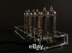 IN-14 Nixie Tube Clock. With Tubes