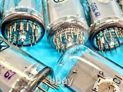 IN-18 -18 IN18 Gazotron, Nixie indicator tube for clock, New, Same date, Lot10pcs