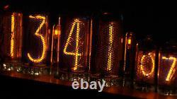 IN-18 IN-8 Vintage NIXIE clock