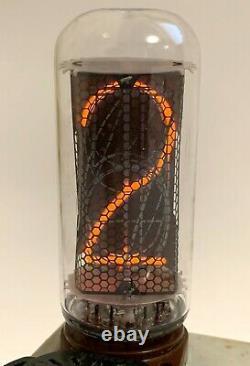 IN-18 IN18 -18 Gazotron. Nixie tube for clock. New. Lot 9 pcs