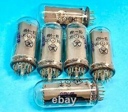 IN-18 IN18 -18 Gazotron. Nixie tube for clock. Same date. New. Lot 6 pcs