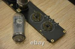 IN-18 Nixie tube clock PCB by Ferradesign. Assembled, tested PCB WITHOUT TUBES