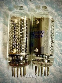 IN-8 -8 IN8 Glow discharge indicator Nixie tube for clock New Lot 42 pcs