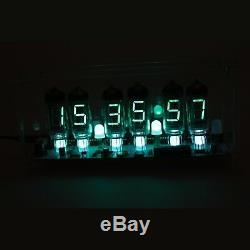 NIXT CLOCK DIY Kit With Tubes and Case IV-11 VFD CLOCK nixie clock era