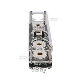 Nixie Tube Clock Advanced Version Clear Acrylic Fits for QS30-1 SZ1-1 SZ3-1 SZ-8