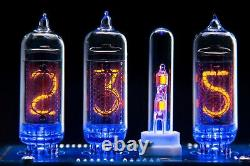 Nixie Tube Clock DIY KIT IN-14 Arduino Shield NCS314 12/24H WITH OPTIONS