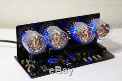 Nixie Tube clock KIT with LC-513 LED Alarm