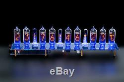 Nixie Tubes Clock Arduino Shield NCS314-8C for 8pcs IN-14 + IN19 Nixie Tubes