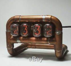Nixie tube Clock IN-12A