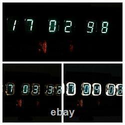 Nixie tube clock Fallout #4 + one spare tube + gift box