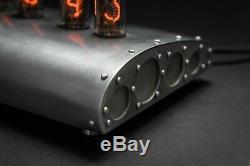 Nixie tube clock MIG-15 premium