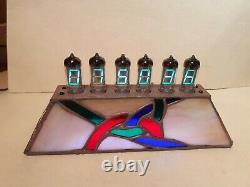 VFD alarm clock with WiFi NTP IV11 VFD tubes Monjibox Nixie JoVitree case