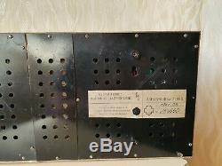 Wall Clock Elektronika 7-06K VFD Tubes Nixie Digital Clock Rare Fully Working