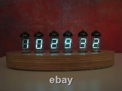WiFi NTP Sync VFD IV11 Alarm Clock by Monjibox Nixie