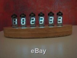 WiFi NTP Sync VFD IV11 tubes Alarm Clock by Monjibox Nixie
