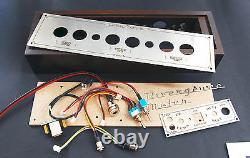 Wooden Case for Arduino Shield Nixie Clock Shield NCS314 IN-14, IN-8-2, Z573M