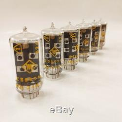 Z5660m 6 pcs RFT NIXIE TUBE for clock z566 NOS New Tested Working GIFT