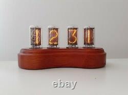ZM1042 or Z566M Z5660M Nixie tubes Clock by Monjibox